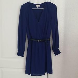 My Michelle Royal Blue Dress